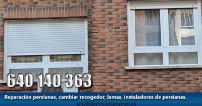 Reparacion persianas Zaragoza